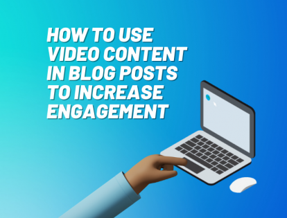 how to use video content in blogs